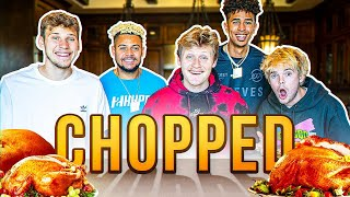 2HYPE Thanksgiving Chopped!