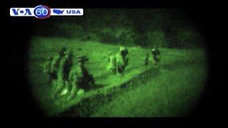 Binh sĩ Mỹ thiệt mạng trong khi giải cứu con tin khỏi IS (VOA60)