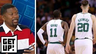 Jalen Rose predicts Celtics go to Finals with healthy Kyrie Irving, Gordon Hayward | Get Up! | ESPN