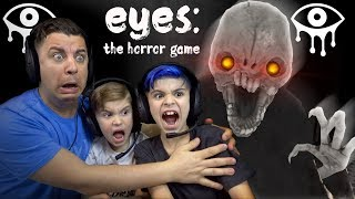 WHO IS CHARLIE?! Eyes The Horror Game