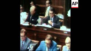 SYND 25 7 74 HOUSE JUDICIARY COMMITTEE ON THE IMPEACHMENT OF PRESIDENT RICHARD NIXON