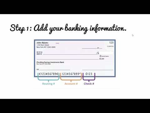 Tutu Tip: Update Your Banking Info in TutuTix