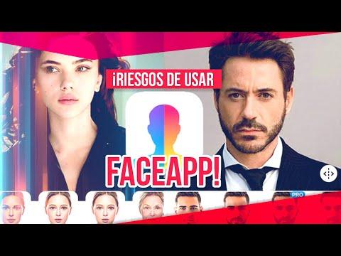 """Estos son los riesgos de usar """"FaceApp"""", la aplicación de moda que te hace """"viejo""""   Yuriria Sierra"""