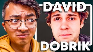 Personality Analyst Reacts to DAVID DOBRIK | 16 Personalities