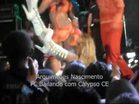 JOELMA CAINDO NA EXPOECE 2009