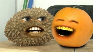 Annoying Orange - Tough Enough