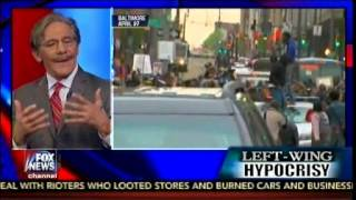 Baltimore Mayor Requests Federal Investigation Into Police Dept - Geraldo Rivera - Hannity