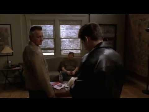 Chris & Paulie Vs The Russian Valery (All Scenes) - The Sopranos