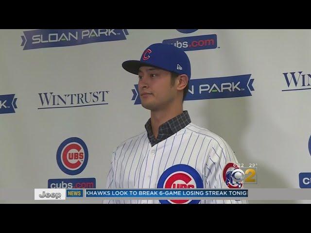 MLB/為何選擇加盟小熊 達比修這樣說