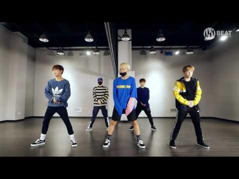 H.O.T - 빛 Dance practice (by A.C.E 에이스)
