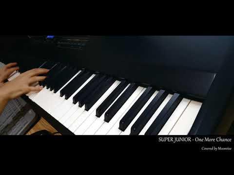 'Super Junior - One More Chance (비처럼 가지마요/슈퍼주니어)' Piano Cover