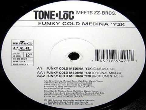 Tone Loc Meets ZZ-Bros. - Funky Cold Medina 'Y2K (Club Mix)