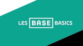 My BASE app - FR