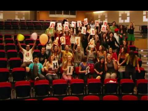 "Lip Dub ""Let's Get It Started"" - Israeli LipDub 2010"
