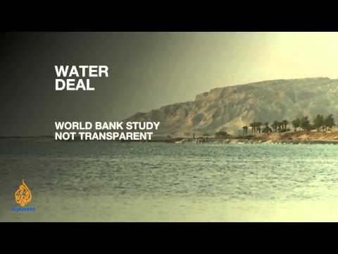 Inside Story - Middle East : The politics of water