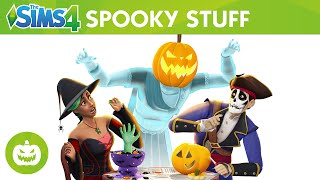 The Sims 4 - Spooky Stuff: Trailer