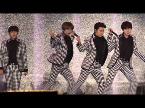 150321 SMTOWN in TAIWAN_Super Junior - Sorry Sorry (Eunhyuk focus)