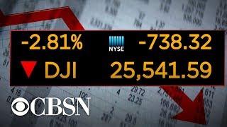 Markets tumble amid recession fears