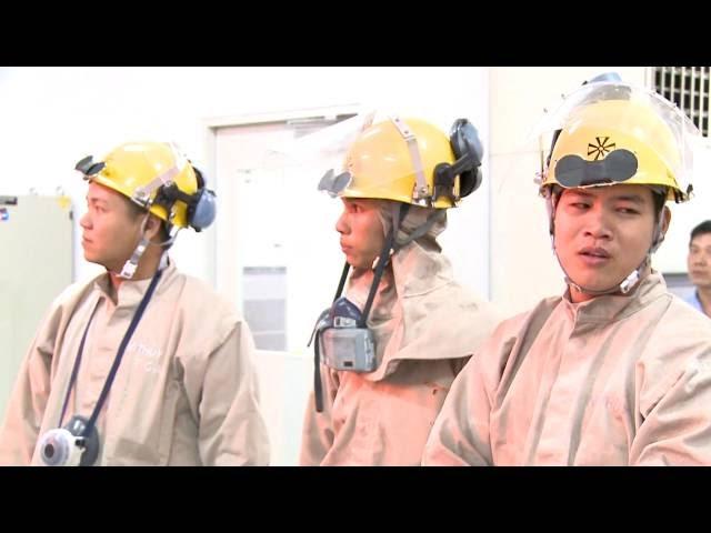 Dự án mở rộng nhà máy Thép Vina Kyoei