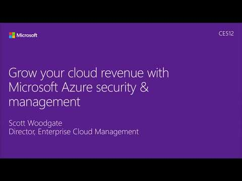 CE512 UnifyCloud Partner Story at Microsoft Inspire - Azure Security and Management