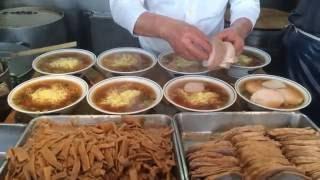 Japanese Street Food Ramen - Chuka Soba Inoue