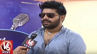 Singer Revanth Face to Face..