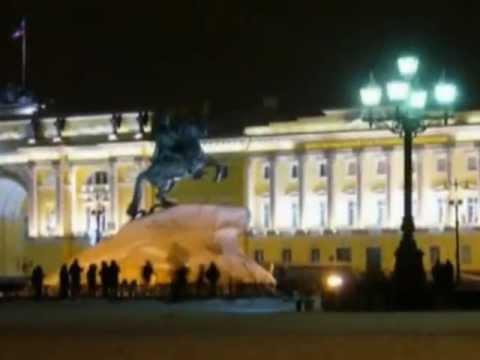 Белая ночь в СПб (И.Чёрт и гр.