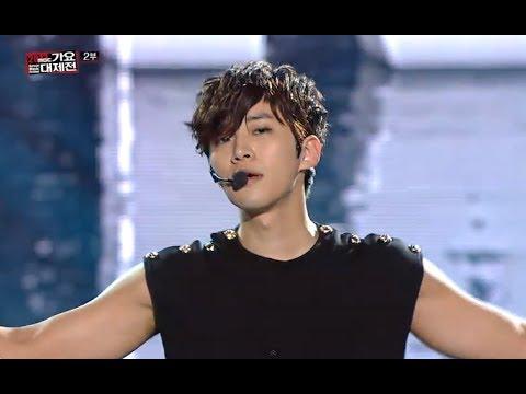 [가요대제전] 2PM - A.D.T.O.Y(All Day I Think of You) + Game over, 2PM - 하.니.뿐 + Game over KMF 20131231