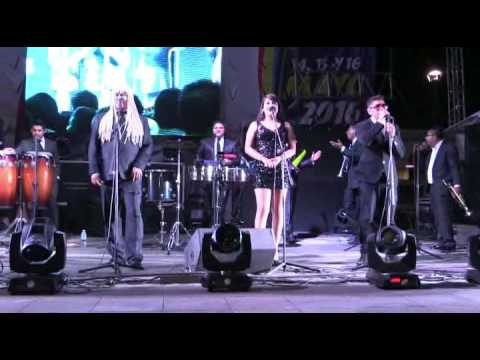 LA SONORA DINAMITA EN VIVO DESDE SAN PABLO HUXTEPEC 2016