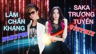 Lâm Chấn Khang Remix, Saka Trương Tuyền Remix - Liên Khúc Nhạc Trữ Tình Song Ca Remix Hay Nhất 2018
