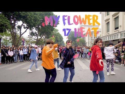 [KPOP IN PUBLIC CHALLENGE] JBJ - My Flower (꽃이야) dance cover by 17HEAT from Vietnam