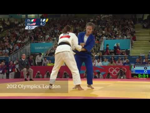 SJSU Judo Olympian Marti Malloy