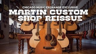 Martin Custom Shop 1943 000-21 Limited Run Reissue | Chicago Music Exchange Exclusive