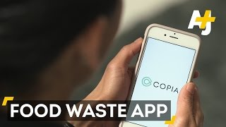 Can This App Solve America's Food Waste Problem?