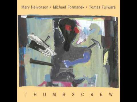 Mary Halvorson, Michael Formanek, Tomas Fujiwara: Thumbscrew - Cheap Knock Off online metal music video by MARY HALVORSON