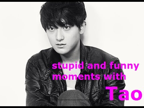 EXO-Really stupid and funny Moments with Tao