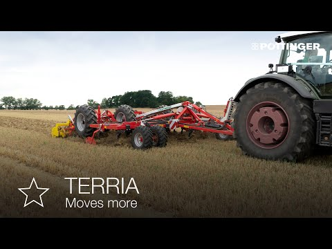 TERRIA Moves More