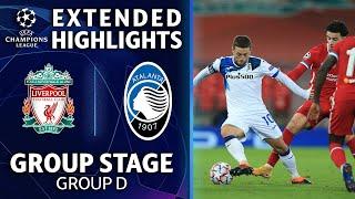 Liverpool vs. Atalanta: Extended Highlights | UCL on CBS Sports