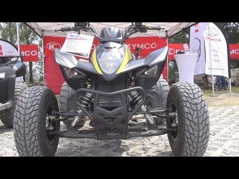 Kymco Maxxer 300 Supermoto Road Warrior (2016) Exterior and Interior in 3D