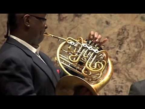 French Horn Jazz: Mark Taylor Quartet - At What Age online metal music video by MARK TAYLOR