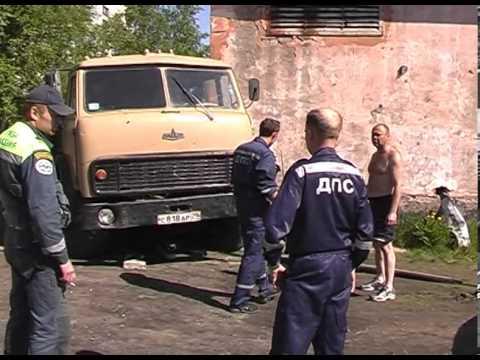 Программа Спасатели от 14 июня 2005 года