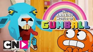 The Amazing World of Gumball | The Song Of Hidden Chaos | Cartoon Network
