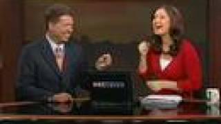 14 WFIE Sunrise News Shows Earthquake