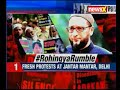 Why can't India give shelter to Rohingya refugees, asks Owaisi