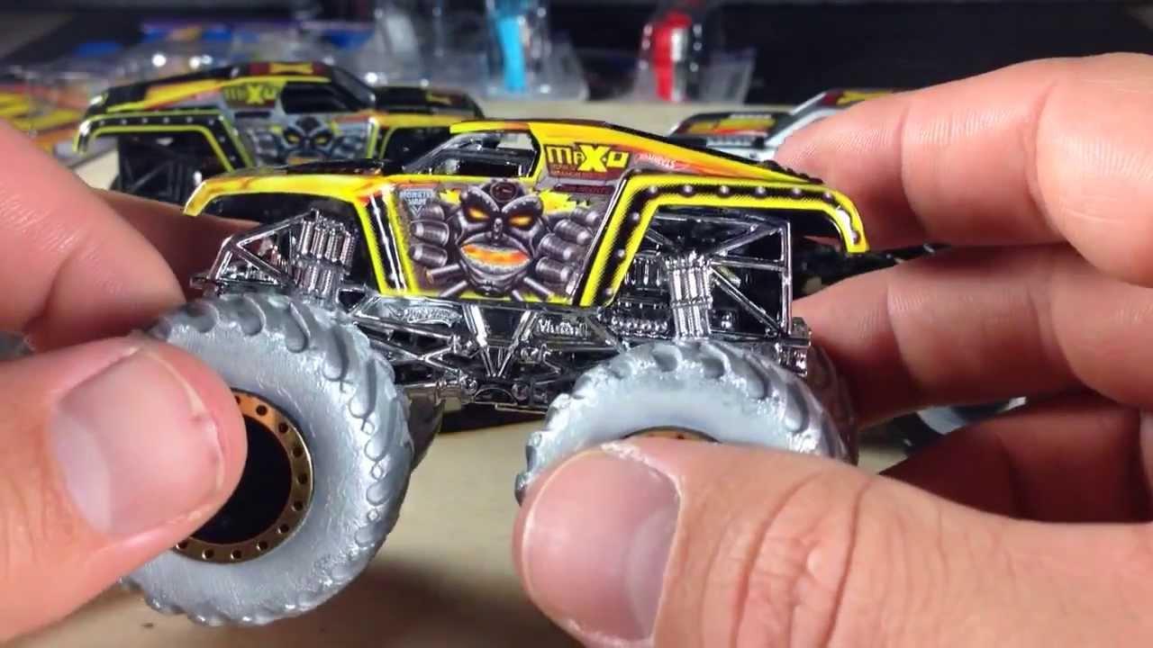 Hot Wheels Monster Jam Race Rewards Wal-Mart 10th ...