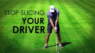 Stop Slicing Your Driver
