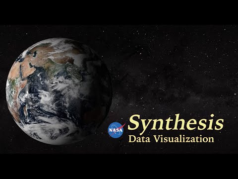 Synthesis: NASA Data Visualizations In Ultra-HD (4K)