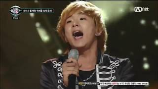 "(ICSYV S2 Ep8) Lee Geon sings ""The Wind Blows"" by Lee Sora"