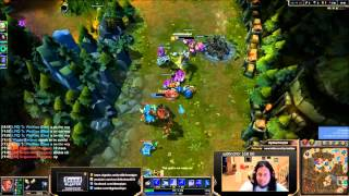 Imaqtpie And Aphromoo Great Duo Synergy