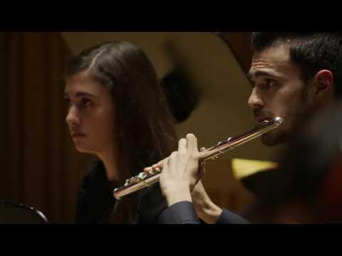 Anacreón. Simfonia per a Orquestra de Cambra ORQUESTRA DE LA SOCIETAT MUSICAL D'ALZIRA